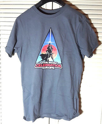 2007 Star Wars Celebration Double Sided T-Shirt- Size LARGE-New (SWTS-CEL-5)