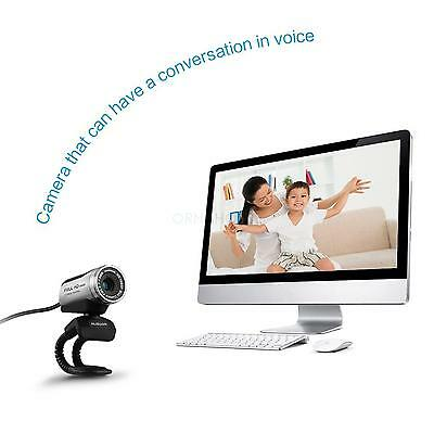 AUSDOM AW615 Full HD 1080P USB 2.0 Webcam Web Cam Camera w/Mic for PC Laptops HK