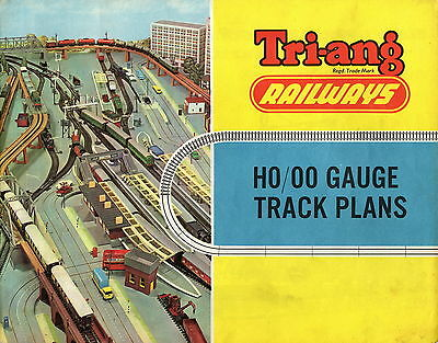 Triang 1963 Super 4 Track Plans