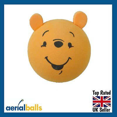 REDUCED...Offical Disney Winnie the Pooh Car Aerial Ball Antenna Topper