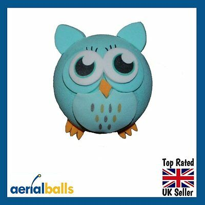 Sweet Owl Car Aerial Ball Antenna Topper