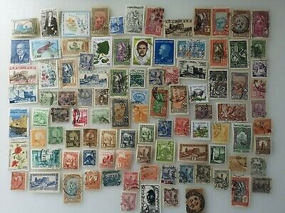 700 Different Tunisia Stamp Collection
