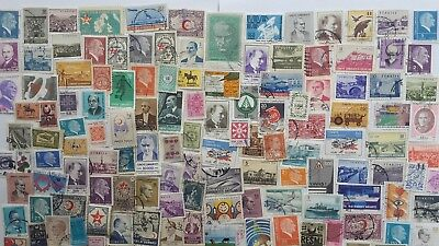 4000 Different Turkey Stamp Collection