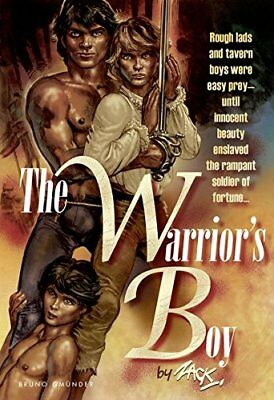 The Warrior's Boy-Zack