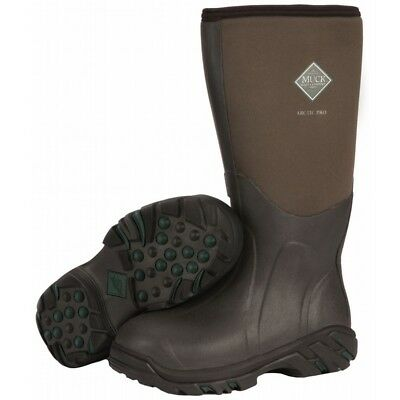 Muck Hunting Boot Arctic Pro Extreme Conditions ACP-998K BARK MEN'S SIZE 12