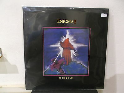 ENIGMA  MCMXC a.D.  LP EX=/EX+ ITALY  vedi note / see notes