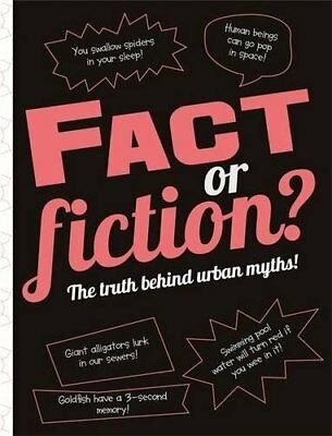 The Fact or Fiction?: The Truth Behind Urban Myths!