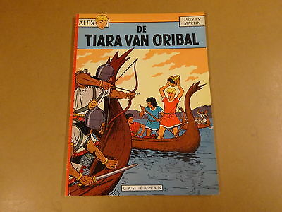 Strip / Alex - De Tiara Van Oribal