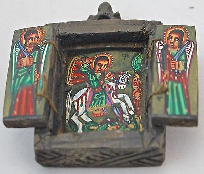 Ethiopian Cotic Icon