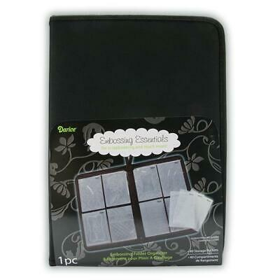 DARICE Embossing Folder and Die Case, Organiser, Storage for your 5x7 Folders