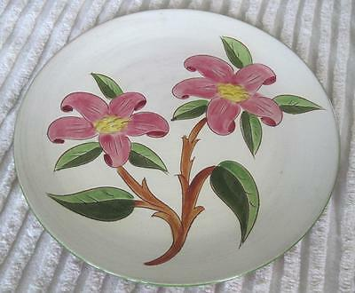 """1947 Stangl Pottery Prelude 12.5"""" Chop Plate Platter #3769  #1"""