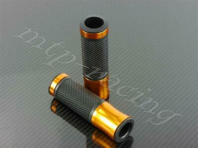 CNC Alu Lenkergriffe Honda CB 750 Night Hawk RC38 1991- orange