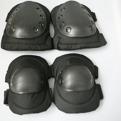 Safety Military Tactical Elbow / Knee pads Skateboard Skate Protection Pads