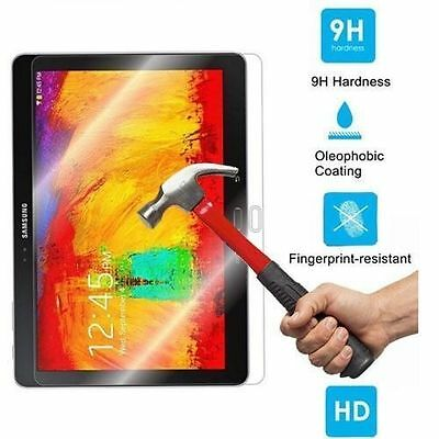 100% 9H Genuine Premium Tempered Glass Film Screen Protector For Tablet PC Lots
