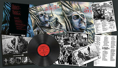 Protector - A Shedding Of Skin LP #104380