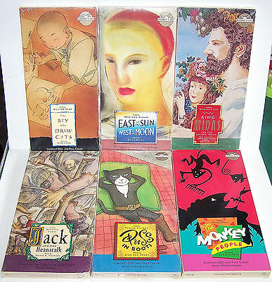 Collection of Children's Classics from Around the World NEW Audio CD Boxed Sets
