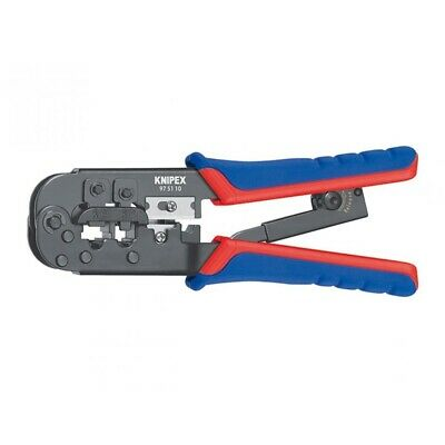 Knipex Crimping Pliers for Western Plugs