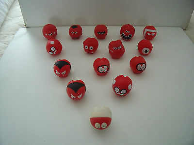 COMIC RELIEF 15 RED NOSES - LOTS DIFFERENT - COLLECTABLE bundle