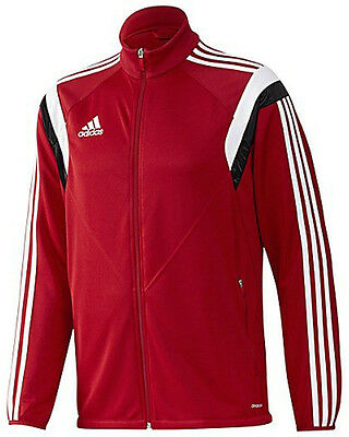 adidas Condivo 14 Mens Training Jacket - Red