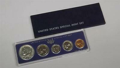 1966 Special US Mint Uncirculated Coin Set