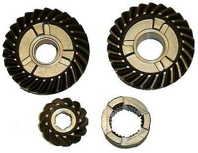 Gear Set for Johnson Evinrude V4 with Clutch replaces 436746, 345992, 323664