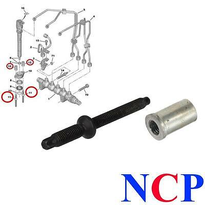 Citroen C2 C3 C4 C5 C8 Synergie 1.6 Hdi Dv6 Injector Stud And Nut 198263 198283