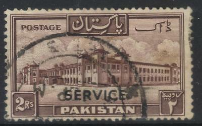Pakistan 1948-1954 Official Sgo24 Used Cat £10