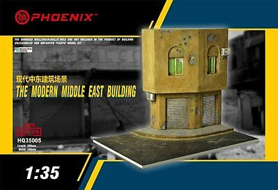 Phoenix HQ35005 1/35 The Modern Middle East Building