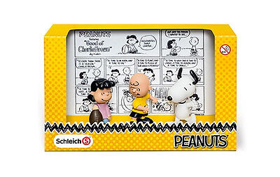 Schleich 22014 Peanuts Scenery Pack Classic