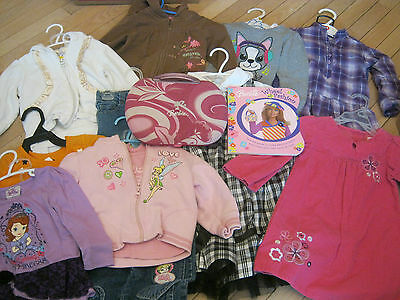 Lot Of Girls Clothes Size 2, Granimals, Old Navy Plus More
