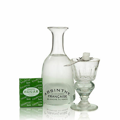 Complete Spoon Absinthe Set For One