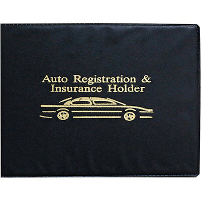 Set of 3 Car Auto Registration and Insurance Holder
