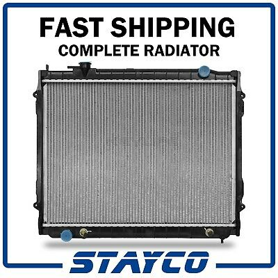 STAYCO Radiator 1778 for Toyota Tacoma 1995-2004 2WD L4 2.4L/2.7L/3.4L