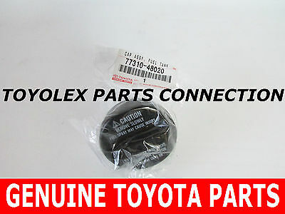 Genuine Toyota 77310-48020 Fuel Tank Cap Assembly