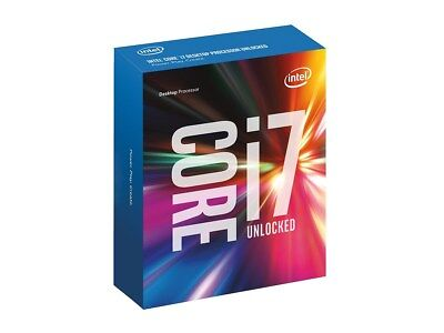 Intel Core i7-6700K 8M Skylake Quad-Core 4.0 GHz BX80662I76700K Processor