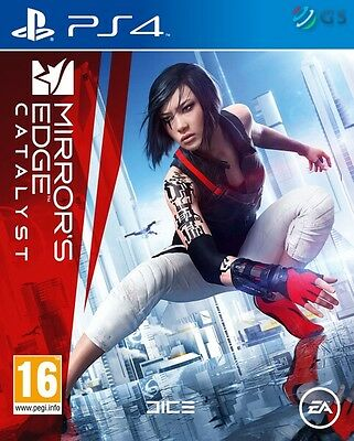 Mirror's Edge Catalyst PS4 * NEW SEALED PAL *