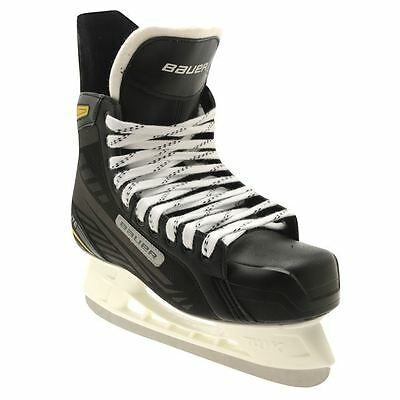 Bauer Mens Supreme Elite Ice Hockey Skates Snow Winter Sports Footwear