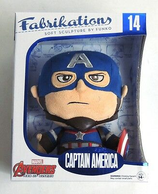 ESL833. Marvel Age of Ultron Captain America #14 Fabrikations by Funko (2015)