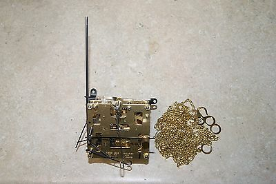 Hubert Herr 1-Day Cuckoo Clock Movement New Clock Parts