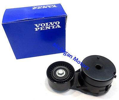 Genuine OEM Volvo Penta Engine Serpentine Belt Tensioner - 3860079