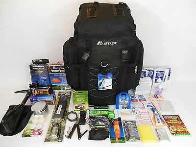 1 Person 3 Day Emergency Survival Kit Bug Out Bag 72 Hour