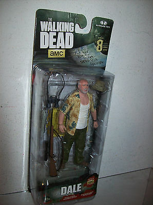 Mcfarlane The Walking Dead Dale Figure Series 8