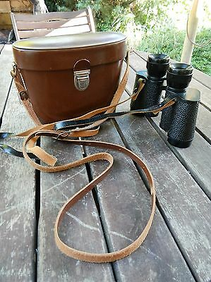 AGFA Fernglas 8x30 mit Tasche Feldstecher TOP MADE IN GERMANY Nr. 209653