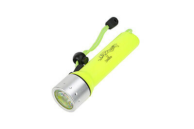 Underwater Waterproof Diver Diving Torch Light Lamp Flashlight Scuba Dive Light