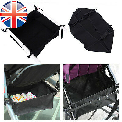 *UK Seller* Universal Under Net Bag for Baby Buggy Stroller Pram Shopping Basket