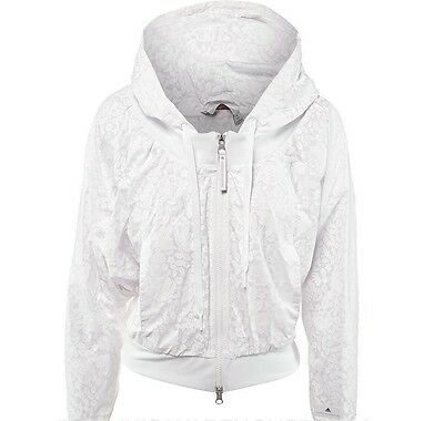adidas x Stella McCartney Swim Vinly Jacke Regenjacke Frauen