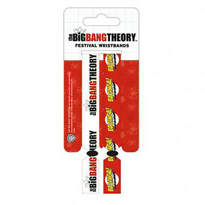 Big Bang Theory - Festival Wristbands - GIFT