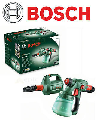 Bosch Electric Wood/Fence Stain/Oil Sprayer/Spray System Painting Gun PFS1000