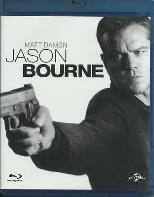The Bourne collection (2012) 4 Blu Ray