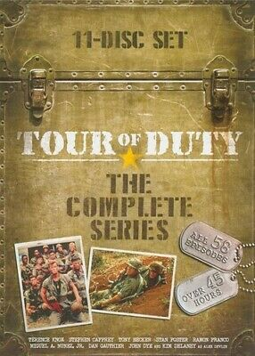 Tour Of Duty: The Complete Series - 11 DISC SET (2015, REGION 1 DVD New)